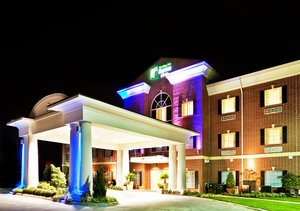 Exterior view - Holiday Inn Express Hotel & Suites Sulphur Springs