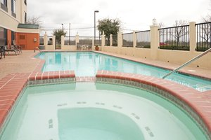 Pool - Holiday Inn Express Hotel & Suites Round Rock