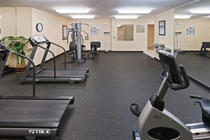 Fitness/ Exercise Room - Candlewood Suites Wichita Falls