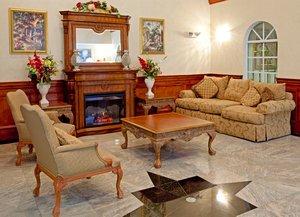 Lobby - Holiday Inn Express Mt Arlington