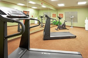 Fitness/ Exercise Room - Holiday Inn Express Gas City