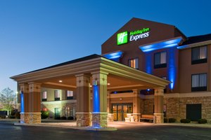 Exterior view - Holiday Inn Express Gas City