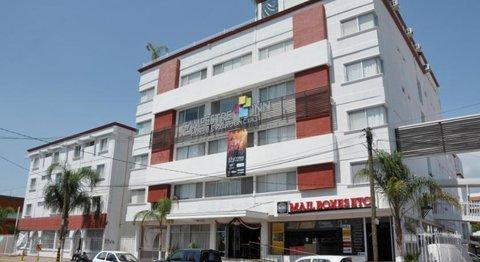 Hotel Campestre Inn Leon