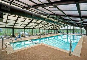 Fitness/ Exercise Room - Courtyard by Marriott Hotel Elmhurst