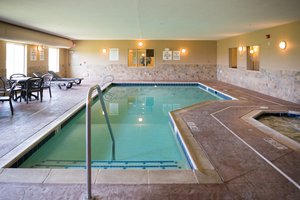 Pool - Holiday Inn Express Hotel & Suites Northwood