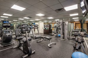 Fitness/ Exercise Room - Inn at Fox Hollow Woodbury