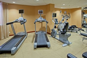 Fitness/ Exercise Room - Crowne Plaza Hotel River Oaks Houston
