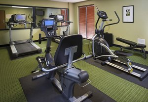 Fitness/ Exercise Room - Fairfield Inn & Suites by Marriott Northwoods Mall