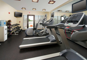 Fitness/ Exercise Room - TownePlace Suites by Marriott Lexington Park