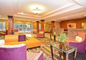 Lobby - Fairfield Inn & Suites by Marriott Cherokee