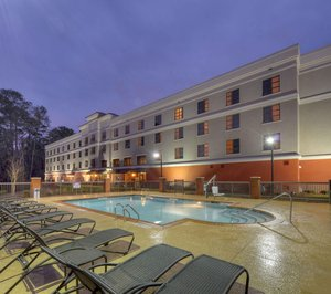 Pool - Hampton Inn South Columbus