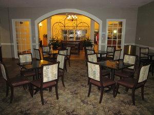 Restaurant - Holiday Inn Express Temple Terrace