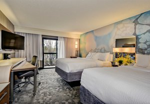 Room - Courtyard by Marriott Hotel Downtown Boise