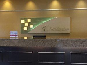 Lobby - Holiday Inn Patriots Point Mt Pleasant