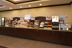 Restaurant - Holiday Inn Express Hotel & Suites Fairmont
