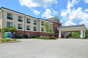 Exterior view - Holiday Inn Express Hotel & Suites Fairmont