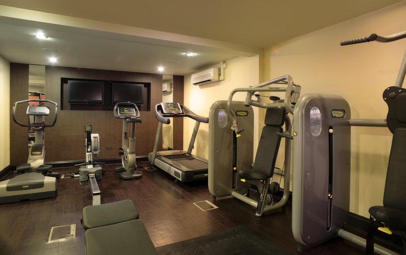 Hotel Gym on site