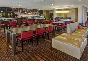 Restaurant - Courtyard by Marriott Hotel Midland