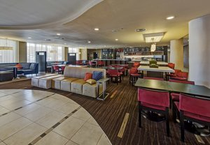 Bar - Courtyard by Marriott Hotel Midland