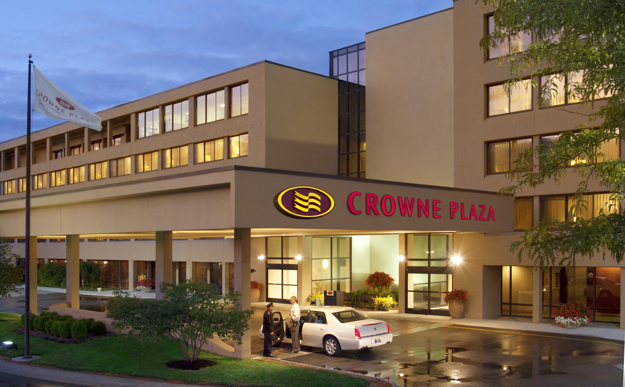 Meetings and Events at Crowne Plaza Indianapolis Airport ...