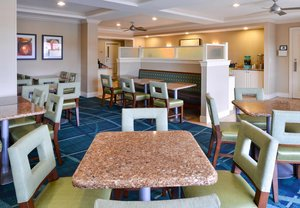 Restaurant - SpringHill Suites by Marriott Riverview Charleston