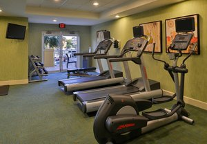 Fitness/ Exercise Room - SpringHill Suites by Marriott Riverview Charleston