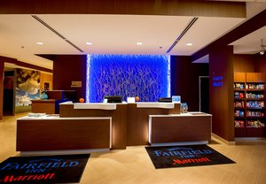 Lobby - Fairfield Inn & Suites by Marriott West Richmond