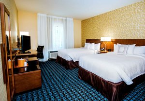 Room - Fairfield Inn & Suites by Marriott West Richmond