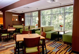 Restaurant - Fairfield Inn & Suites by Marriott West Richmond
