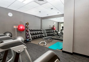 Fitness/ Exercise Room - Fairfield Inn & Suites by Marriott West Richmond