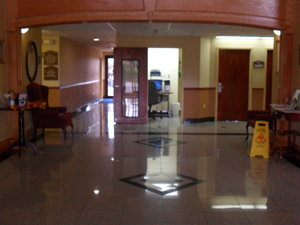 Lobby - Holiday Inn Express Greer