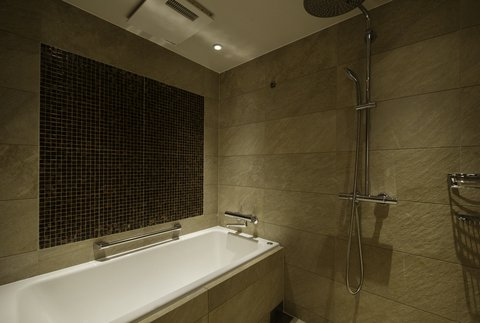 Bathroom with Rainshower