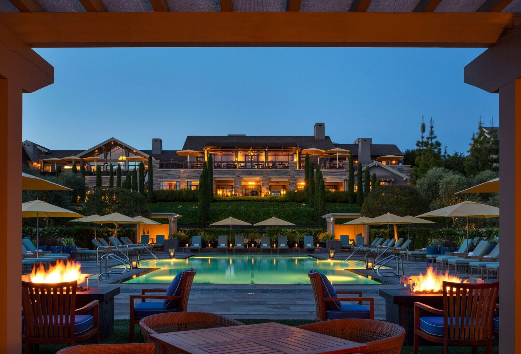 Meetings and events at Rosewood Sand Hill, Menlo Park, CA, US