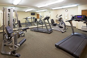 Fitness/ Exercise Room - Candlewood Suites Corpus Christi