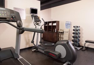 Fitness/ Exercise Room - Fairfield Inn by Marriott Airport Greenville