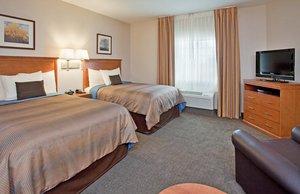 Room - Candlewood Suites Northeast Kansas City