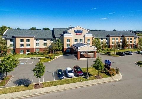 Fairfield Inn & Suites Memphis Olive Branch