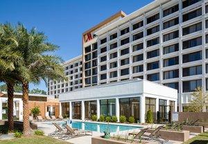 Fitness/ Exercise Room - Marriott Hotel North Charleston