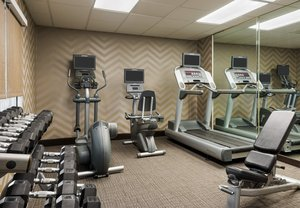 Fitness/ Exercise Room - Residence Inn by Marriott Tallahassee