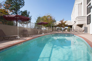 Pool - Holiday Inn Airport Little Rock