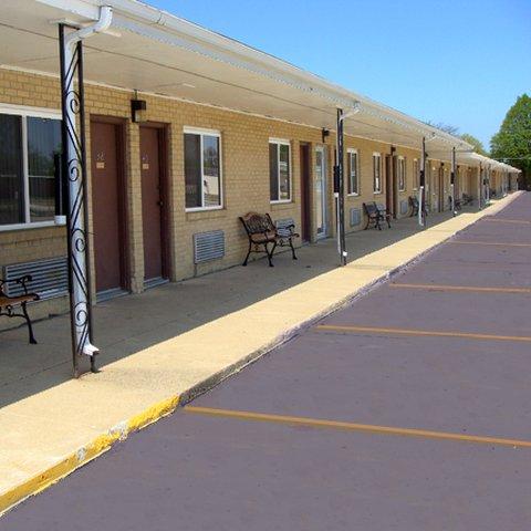 Amber Inn Motel Le Mars
