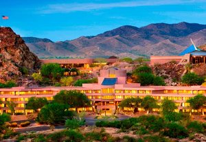 Exterior view - Marriott at the Buttes Resort Tempe