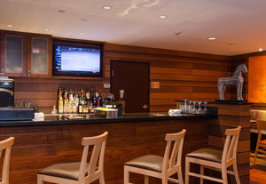 Bar - Fairfield Inn by Marriott Hartsville
