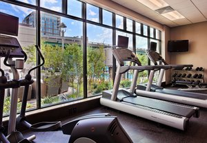 Fitness/ Exercise Room - Residence Inn by Marriott Downtown Little Rock