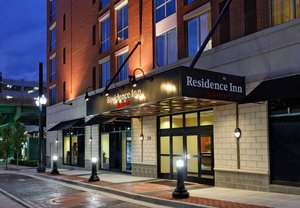 Exterior view - Residence Inn by Marriott Downtown Little Rock