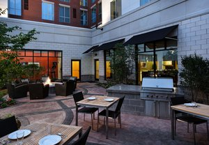 Restaurant - Residence Inn by Marriott Downtown Little Rock