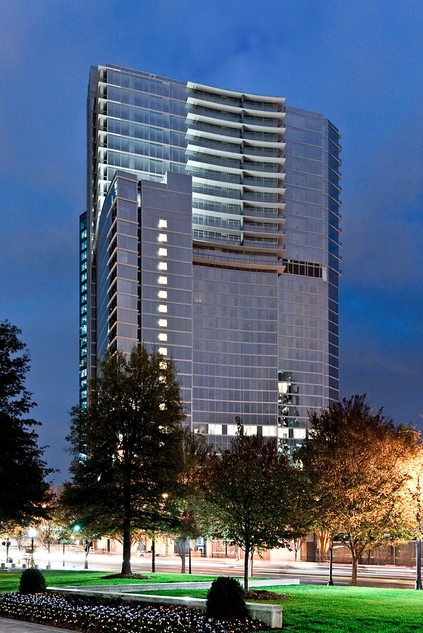 Loews Atlanta Hotel Atlanta GA Luxury Hotel Select Venue