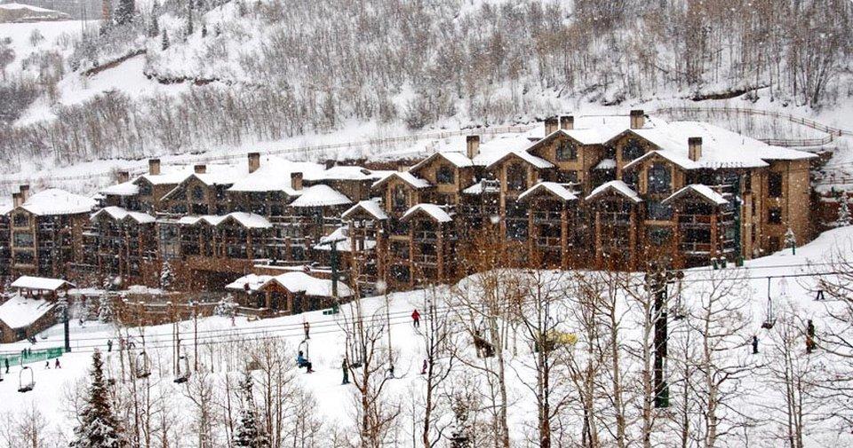 Deer Valley Resort Black Diamond Lodge Ext LEAD
