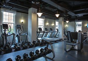 Fitness/ Exercise Room - Marriott Hotel & Conference Center Adelphi