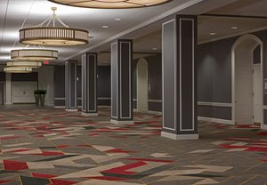 Ballroom - Marriott Hotel & Conference Center Adelphi